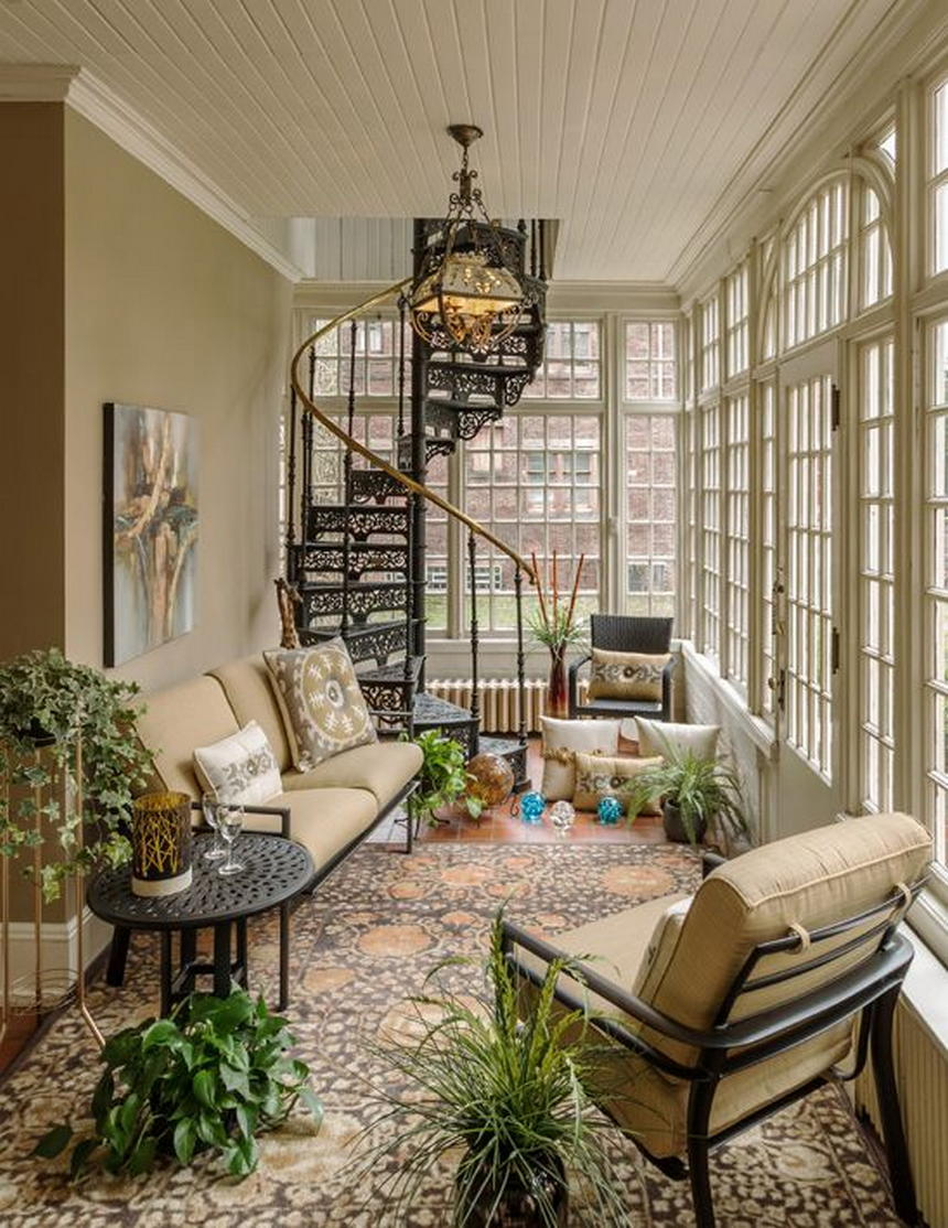 sunroom design ideas 44