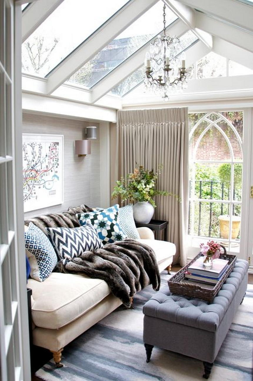 sunroom design ideas 45