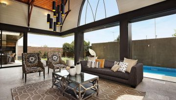 Stupendous Sunroom Design Ideas