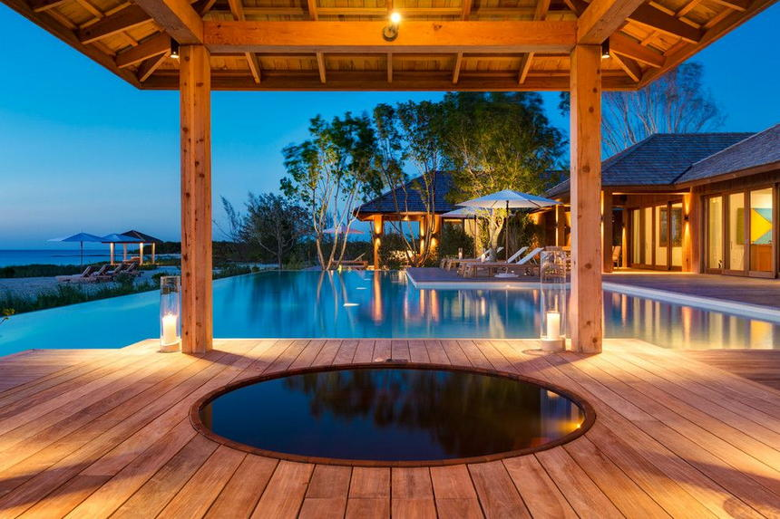 Luxury Outdoor Hot Tubs and Modern Spas (12)