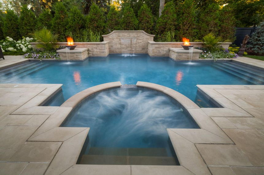 Luxury Outdoor Hot Tubs and Modern Spas (13)
