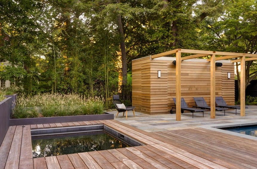 Luxury Outdoor Hot Tubs and Modern Spas (18)