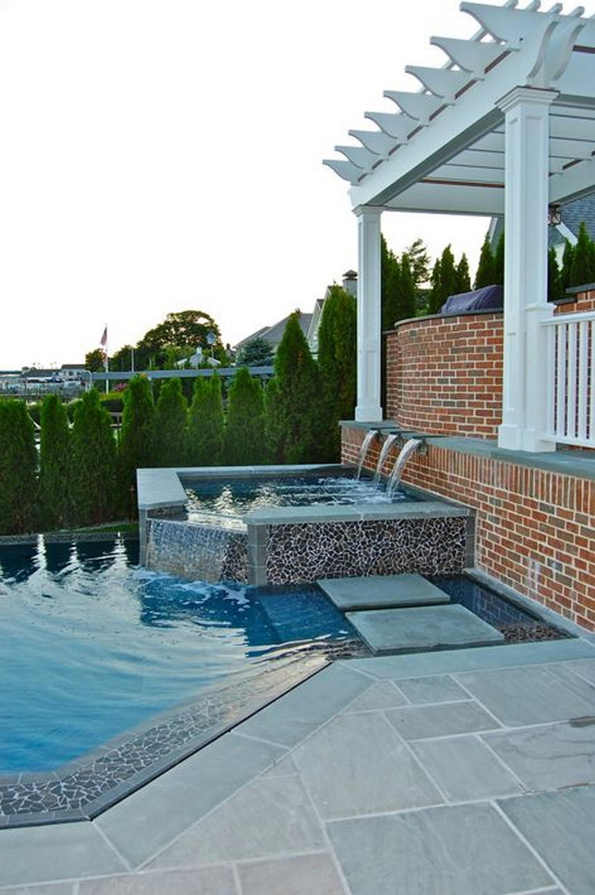 Luxury Outdoor Hot Tubs and Modern Spas (37)