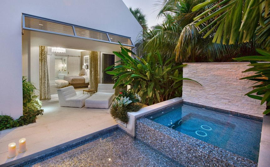 Luxury Outdoor Hot Tubs and Modern Spas (4)
