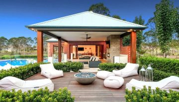Fresh Outdoor Living Space Ideas