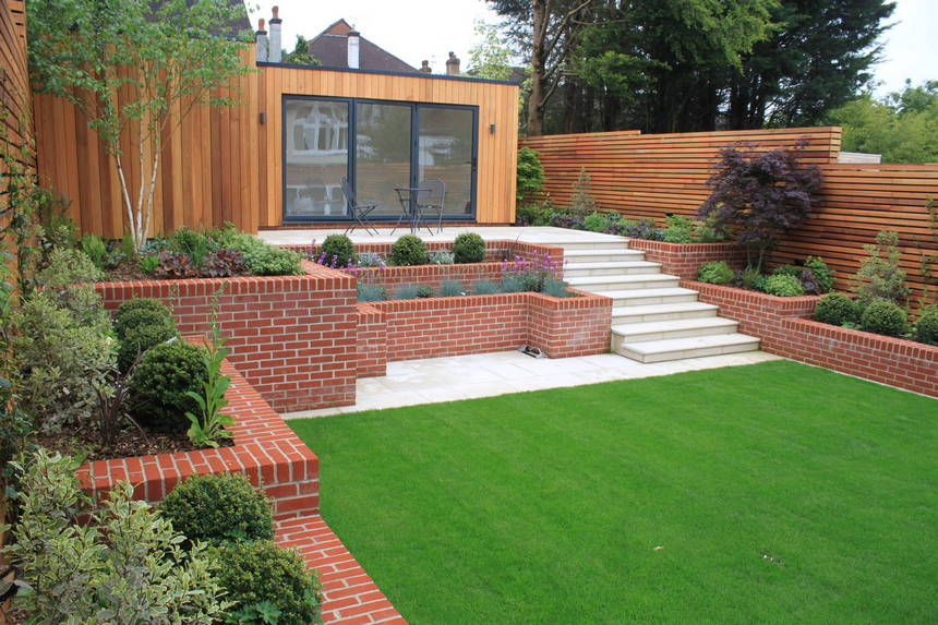 Contemporary Landscaping Ideas (10)