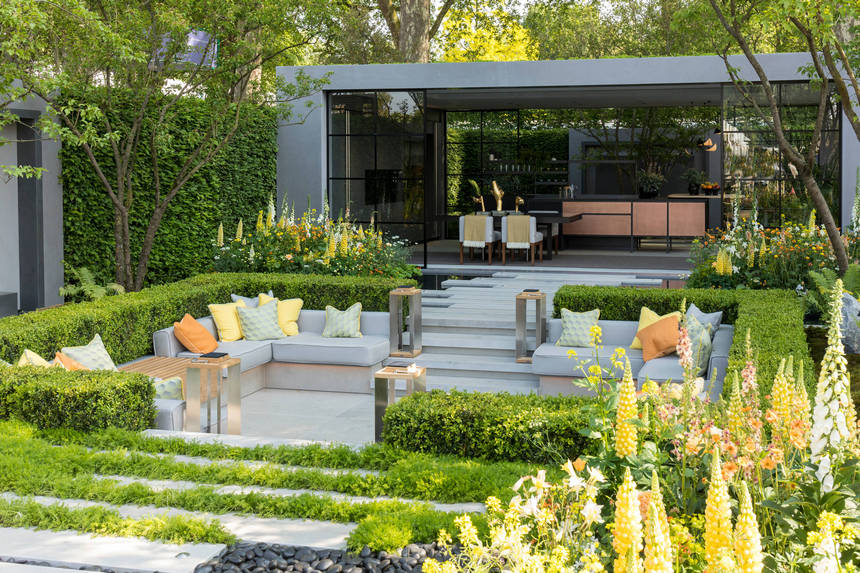 Contemporary Landscaping Ideas (11)