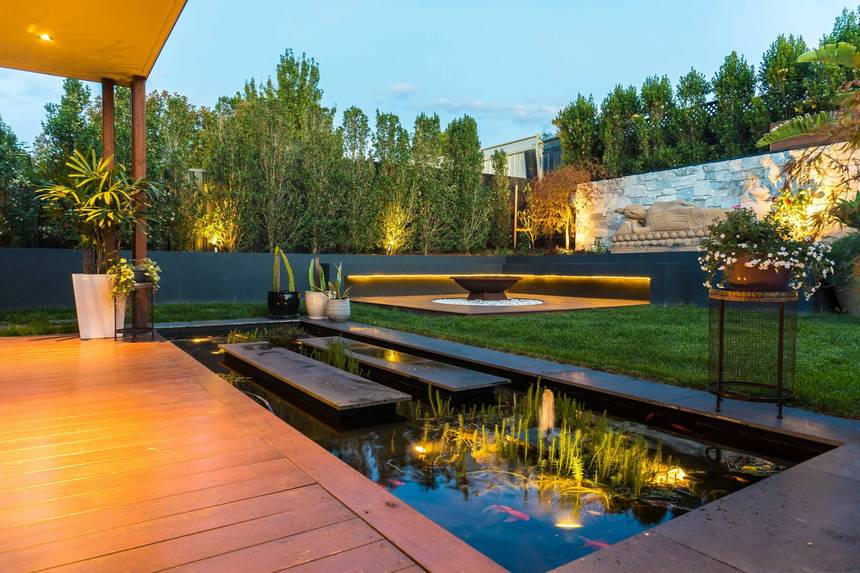 Contemporary Landscaping Ideas (12)