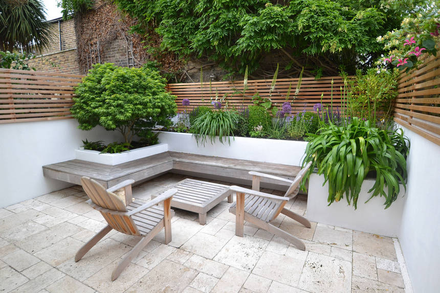 Contemporary Landscaping Ideas (13)