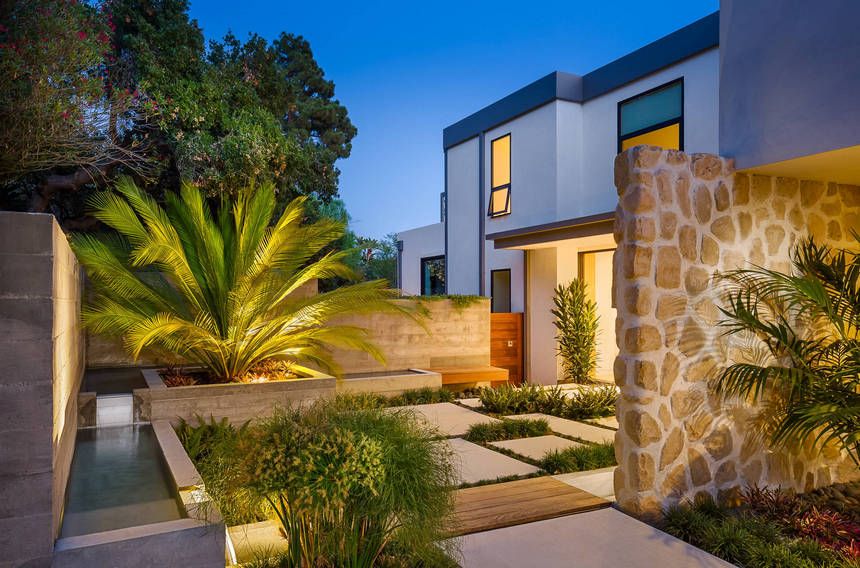 Contemporary Landscaping Ideas (19)