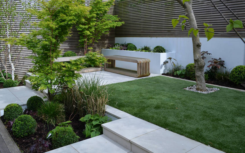 Contemporary Landscaping Ideas (22)