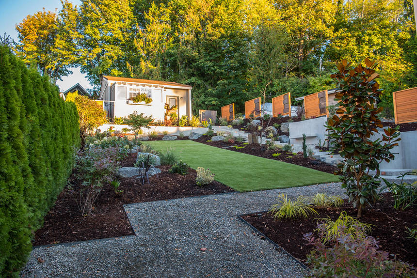 Contemporary Landscaping Ideas (24)