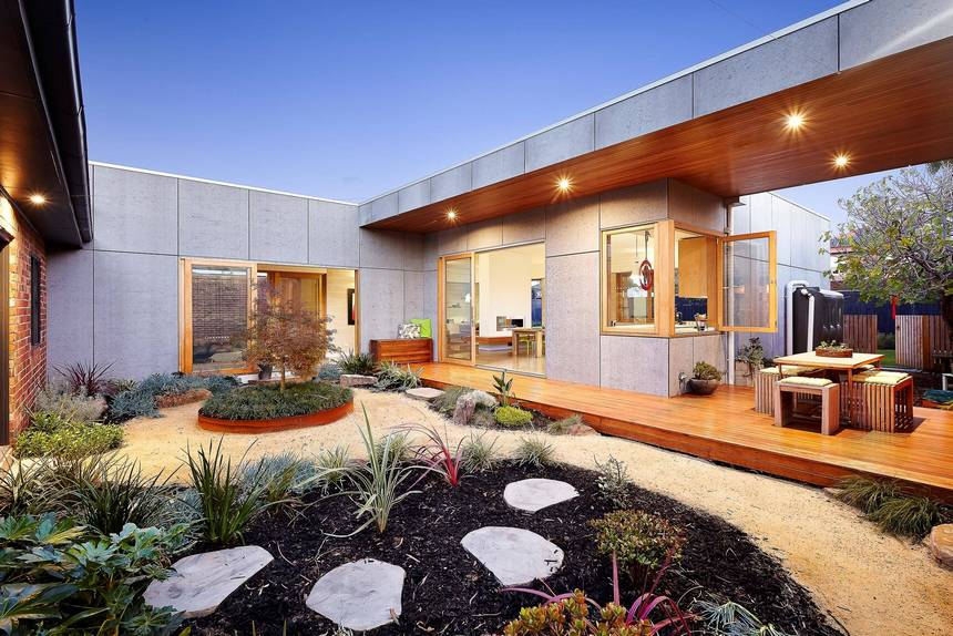 Contemporary Landscaping Ideas (25)