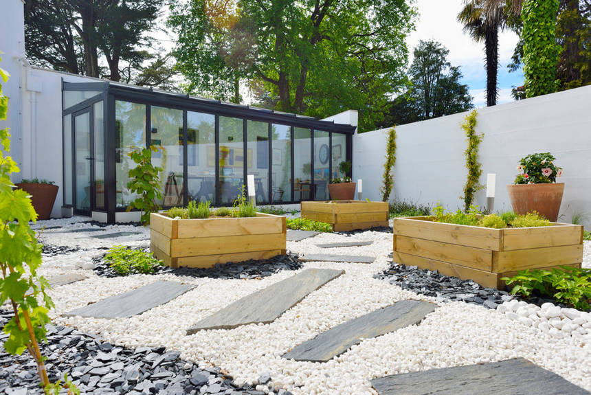 Contemporary Landscaping Ideas (40)