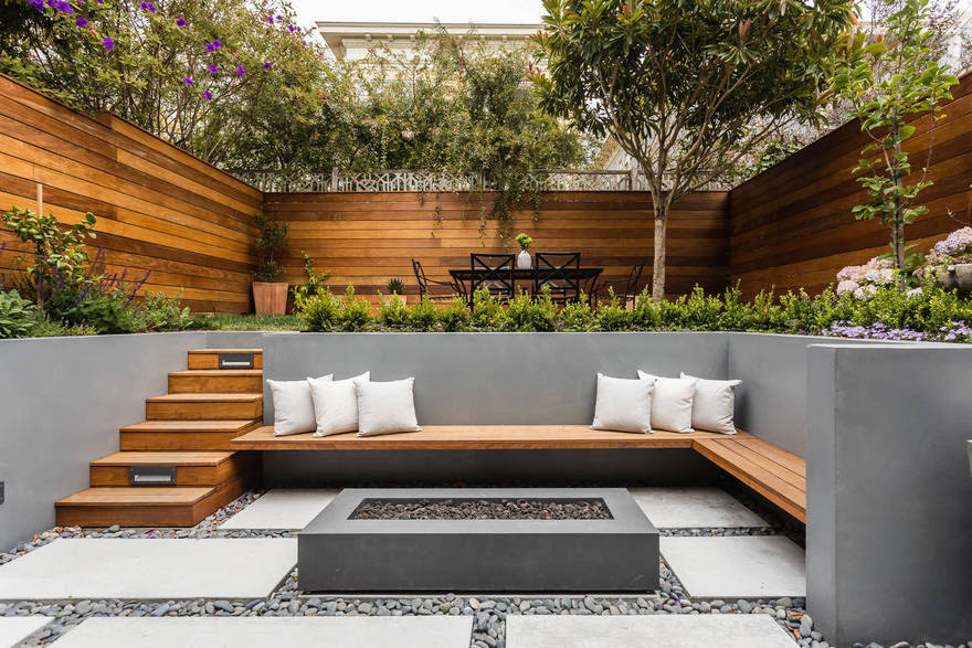 Modern Outdoor Patio (1)