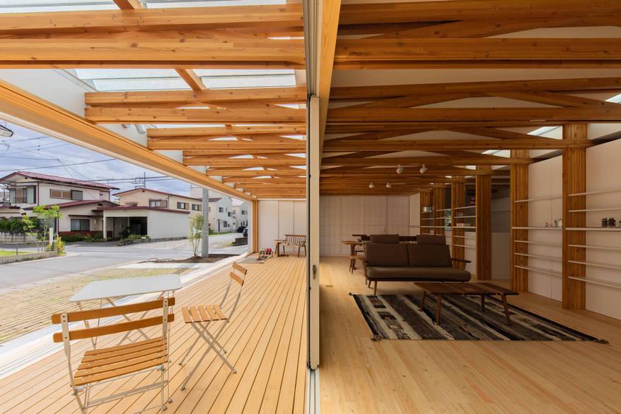 Modern Outdoor Patio (2)