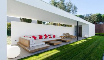 Modern Outdoor Patio Design Ideas