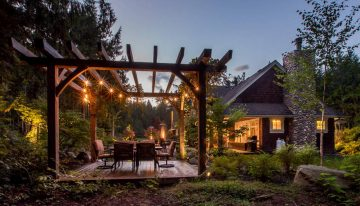 Rustic Outdoor and Patio Design Ideas
