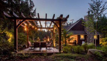 Rustic Outdoor and Patio Design Ideas