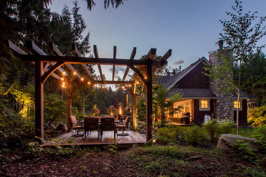 Rustic Outdoor And Patio Design Ideas Pergola Gazebos