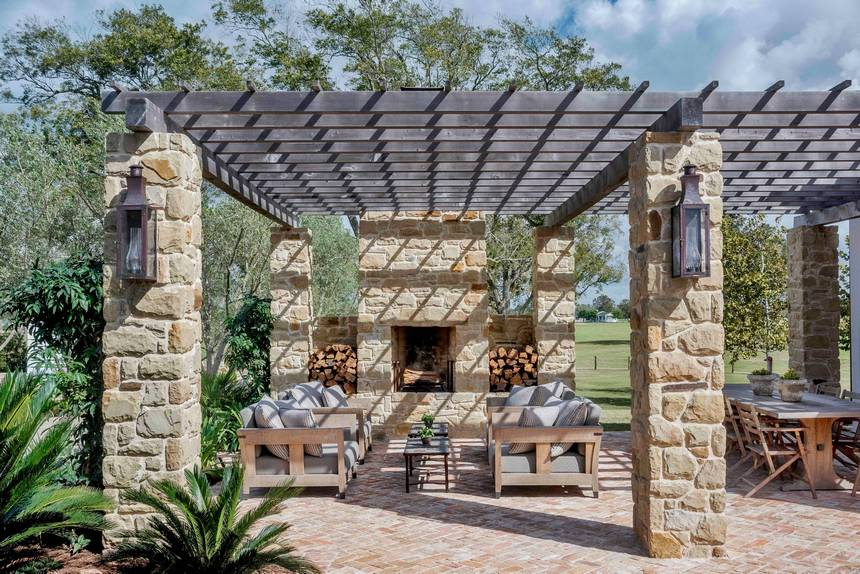 farmhouse patio ideas (10)