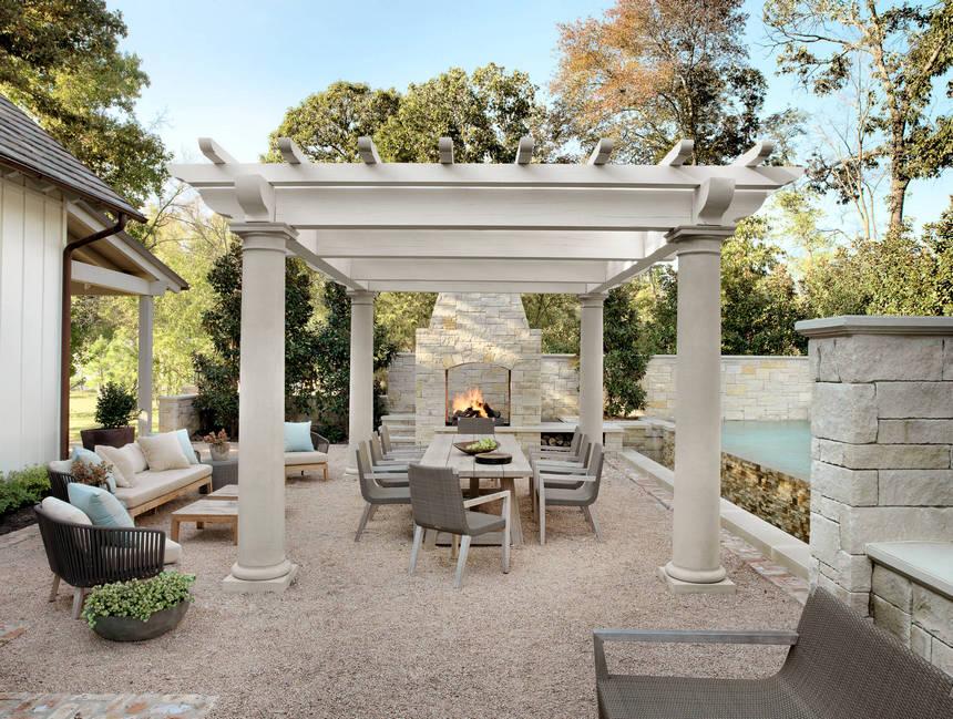 farmhouse patio ideas (17)
