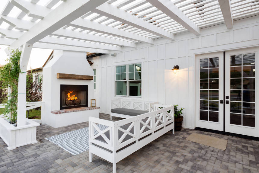 farmhouse patio ideas (19)