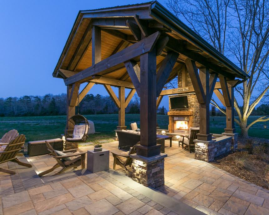 farmhouse patio ideas (28)