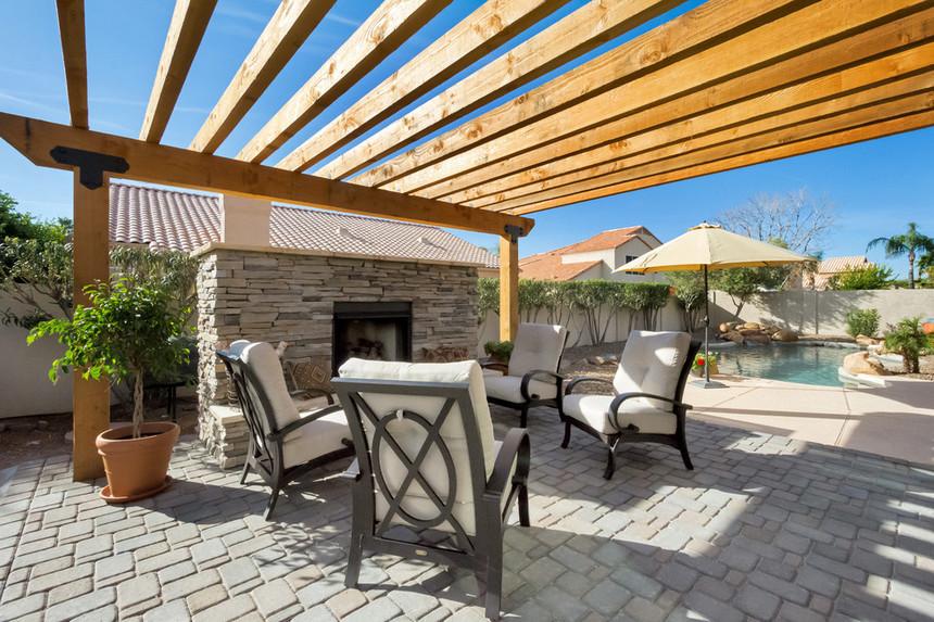farmhouse patio ideas (37)