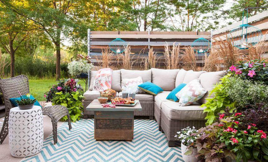 Shabby-Chic Style Outdoor (2)
