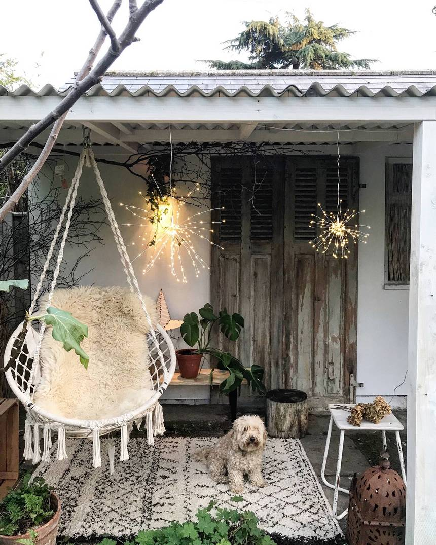 Shabby-Chic Style Outdoor (5)