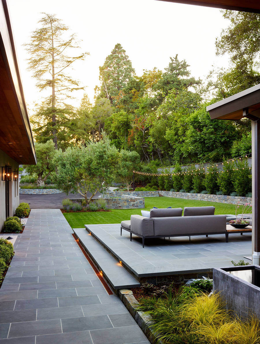Contemporary Outdoor Patio (14)
