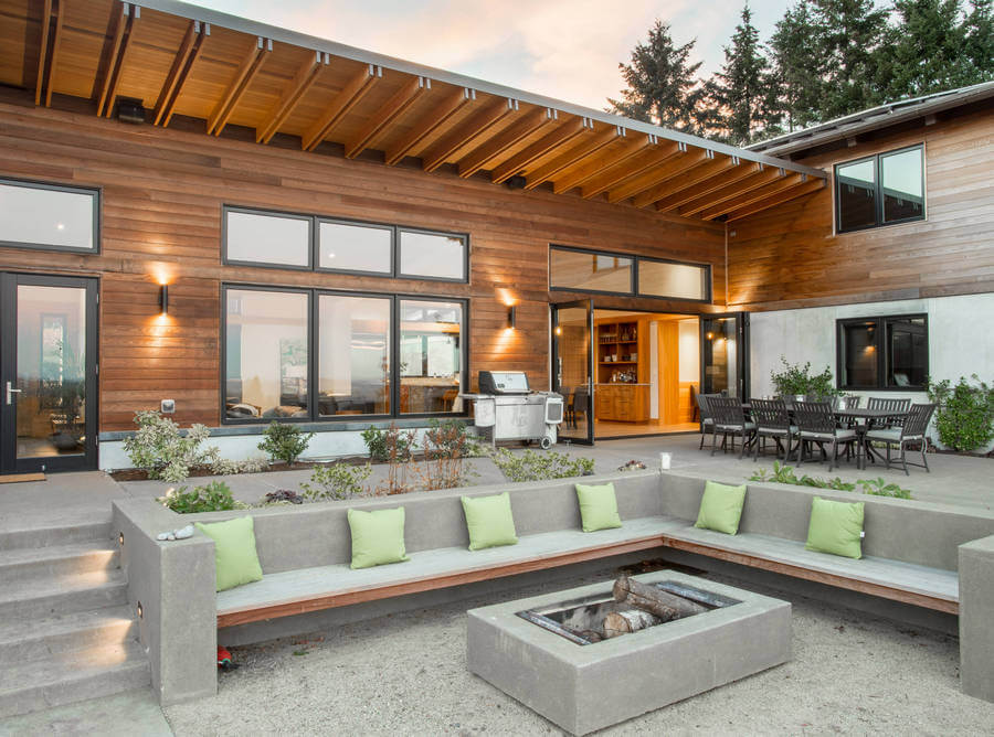 Contemporary Outdoor Patio (19)