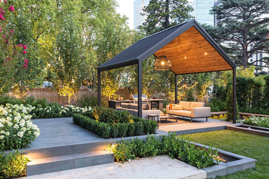 Contemporary Outdoor Patio (21)