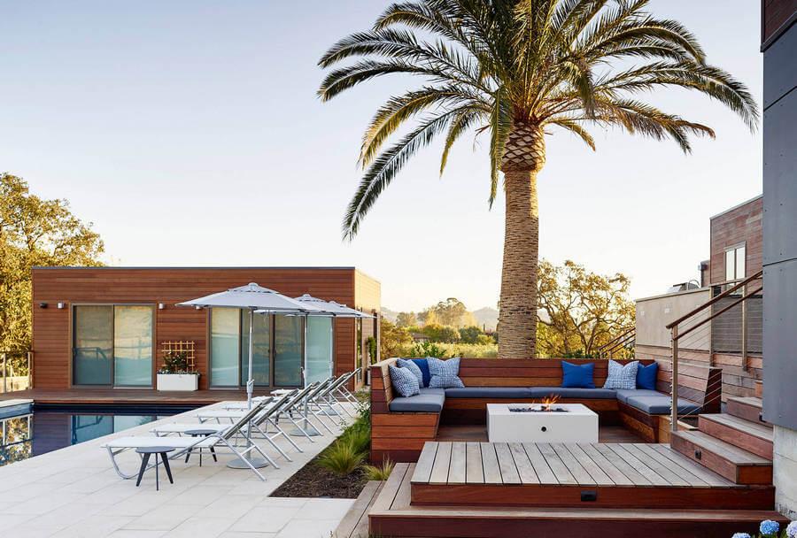 Contemporary Outdoor Patio (22)