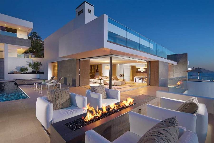 Contemporary Outdoor Patio (32)