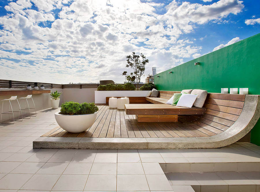 Contemporary Outdoor Patio (37)