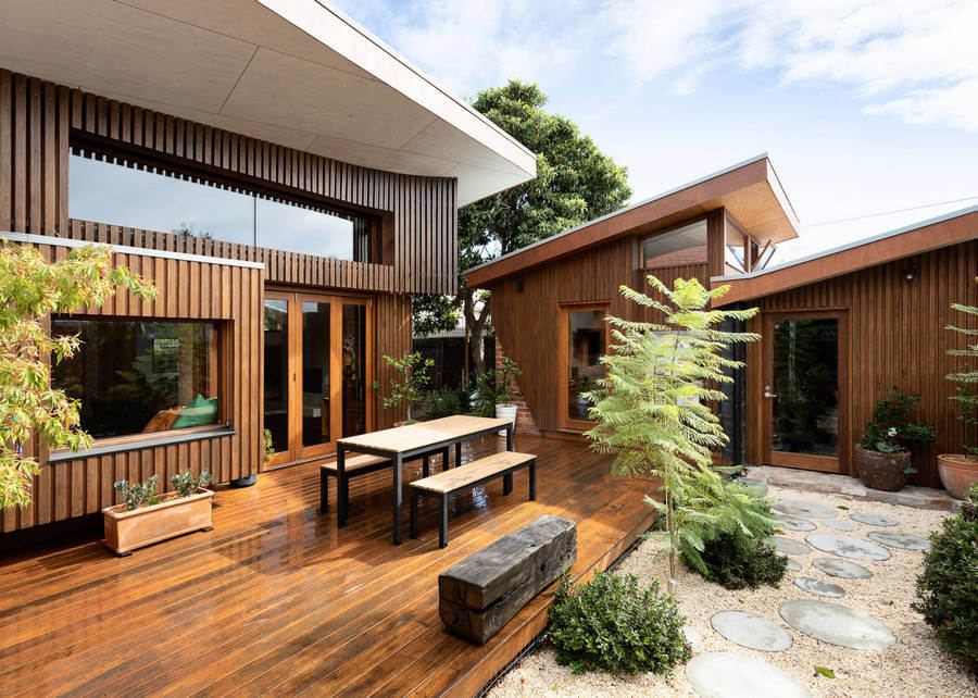 Contemporary Outdoor Patio (7)