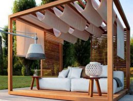 70 Charming Pergola Designs for Patios and Outdoors