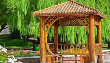 70 Different Design Ideas for Patio Gazebo