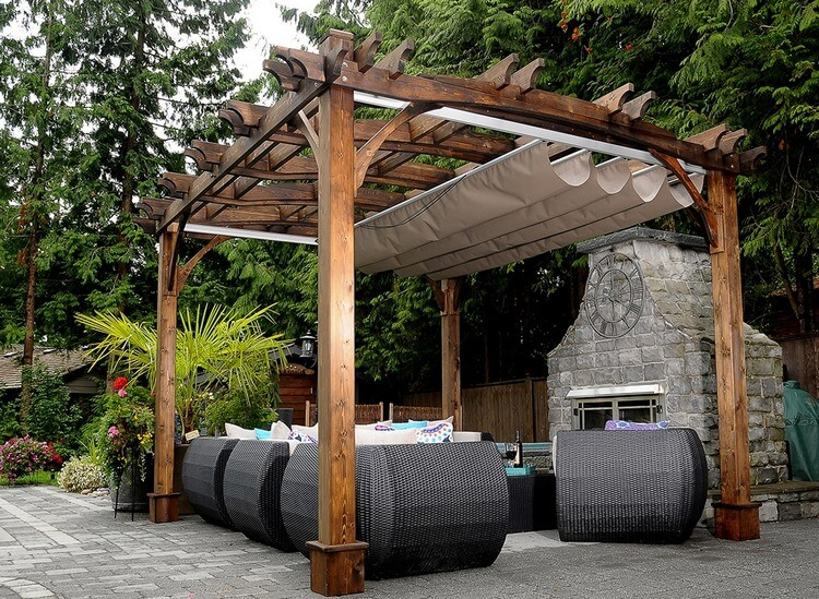 pergola design ideas (17)