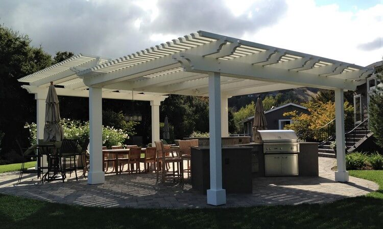 pergola design ideas (39)